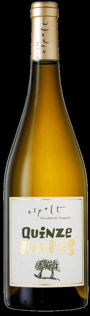 Resultado de imagen de quinze roures vino blanco